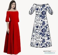Designer Sewing Patterns Beauteous Bootstrapfashion Designer Sewing Patterns Free Trend Reports