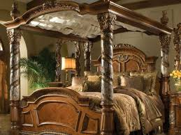 ... Large Size of King Size Bed:amazing King Size Bed With Posts King  Canopy Bed ...