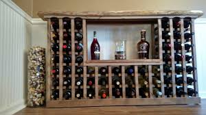 pallet wine rack. Pallet Wine Rack Inspirational Building A Classic From Pallets And Reclaimed Barn Wood R