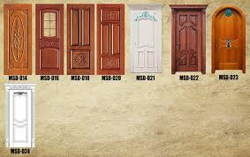 Simple teak wood single main door designs for indian homes View