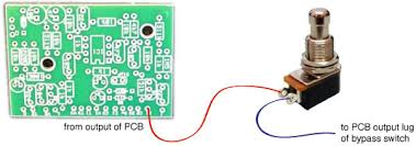 mod it yourself m i y part 3 switches effects bay diode clipping switch