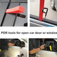 Sipariş 10 adet pdr çubuklar, kancalar araba levye pompa kama pdr paintless  göçük onarım araçları temizleme aracı herramientas set dent araç \ Araçlar  ~ Va-srhp.org