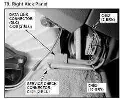 where is data link (obd ii) connection on 97 civic? honda tech 2002 Honda Civic Obd2 Wiring Diagram where is data link (obd ii) connection on 97 civic? honda tech honda forum discussion 2002 Honda Civic Electrical Schematics