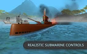 submarine driving simulator us army transporter
