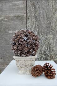 Sensational DIY Pine Cone Crafts That Are Super AffordableChristmas Pine Cone Crafts