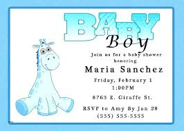 Office Baby Shower Invite Work Baby Shower Modernwetcarpet Com