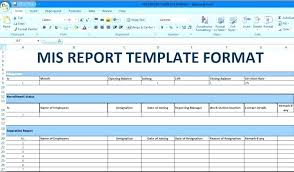 Daily Production Report Template Sample Work Free Templates