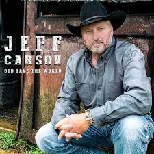 "Jeff Carson Releases ""God Save The World"" 