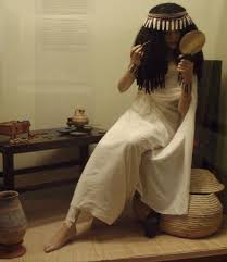 Ancient Egyptian Hair Style esl reading lessons ancient egyptian fashion 5197 by wearticles.com