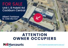 1/8 Poletti Road, Cockburn Central WA 6164 - Sold Other Property |  Commercial Real Estate