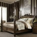 Antique style beds