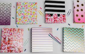 class act back to school binders
