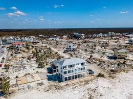 People Who Clean Houses Among The Ruins Of Mexico Beach Stands One House Built For The Big
