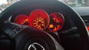 Transmission Light On 2007 Mazda 3 At Automatic Transmission Light Is On Youtube