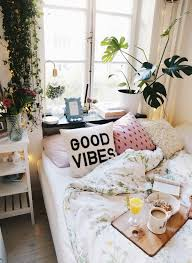 Cozy bohemian teenage girls bedroom ideas Cute Round Decor 20 Tips To Turn Your Bedroom Into Bohemian Paradise