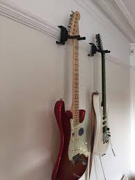 clothing hooks guitar hanger guitar wall mount argos more decor home astounding guitar
