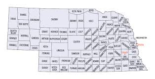 nebraska statistical areas wikipedia Map Of Omaha Zip Codes Map Of Omaha Zip Codes #20 city of omaha map with zip codes