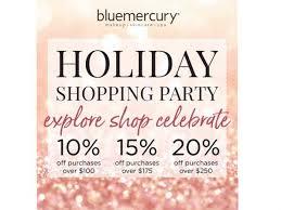 Dec 15 Dec 6 15 Bluemercury Holiday Shopping Party Newport