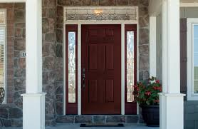 single front doorsSidelights and Transoms  Pella