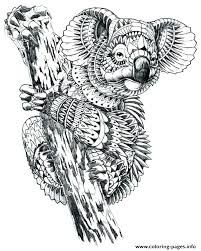 Hard Owl Coloring Pages Of Owls For Kids Colouring Cute Page New