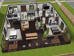 Sims House Design Modern Design Inspired Sims Freeplay House Idea Sims