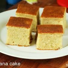 Banana Cake Recipe How To Make Easy Banana Cake Recipe Soft Moist