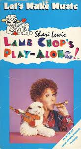 Amazoncom Shari Lewis Lamb Chops Play Along Lets Make Music