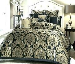 black damask bedding sets gold damask bedding damask bedding small size of black white damask bedding