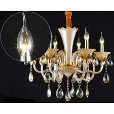 6 pack dimmable e27 5w led e27 base candle bulb light bulbs 40w 3850 4250k natural