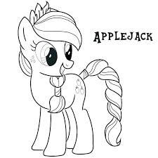 Ponies Coloring Pages My Little Pony Horses And Colouring Princess