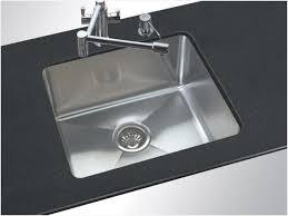afa cubeline single bowl undermount sink 506mm stainless steel from reece australia