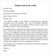 Example Of Career Aspiration 12 Cover Letter Examples Pdf Word