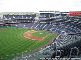 Nationals Park Concert Seating Chart Nationals Park View From Grandstand 401 Vivid Seats