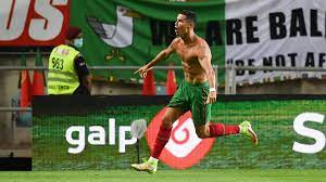 Cristiano Ronaldo dank Doppelpack für Portugal in WM-Quali  Tor-Weltrekordhalter - Eurosport
