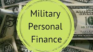 Military Personal Finance Benefits