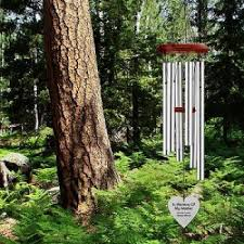 memorial wind chimes mother. Wonderful Chimes Mother  Memorial Heart Wind Chimes  For A