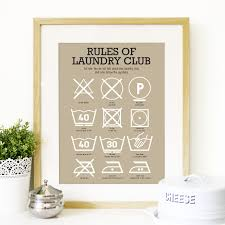 ... Interesting Images Of Accessories For Kitchen Decoration With Retro  Kitchen Posters : Fabulous Image Of Rules ...