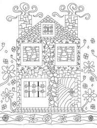 Small Picture Secret Tree House Adult Coloring Pages Pat Catans Blog