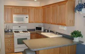 Small Picture Plain Kitchens With White Appliances And Oak Cabinets I Found This