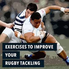 exercises to improve your rugby tackling