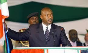 General évariste ndayishimiye (born 1968) is a burundian politician who has served as president of burundi. Burundi President Threatens To Fight African Union Peacekeepers Burundi The Guardian