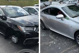 northeastacura police investigating vandalism at local acura dealership