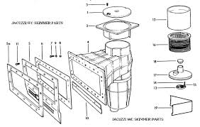 jacuzzi brand replacement parts for pool skimmers Inground Pool Diagram parts for the jacuzzi brothers wc inground concrete and vinyl liner skimmer, discount aboveground swimming inground pool diagram