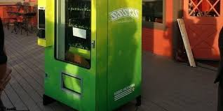 Colorado Marijuana Vending Machines Best Buying Drugs Will Become Much Easier After Installation Of Vending
