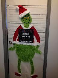 Door Decorating Ideas For Christmas Unusual Christmas Door