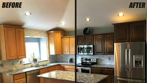 kitchen cabinet resurfacing refurbishing kitchen cabinet refinishing before and after kitchen cupboard renovation ideas