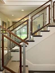 boston glass railing cost with contemporary pendant lights staircase and runner wood