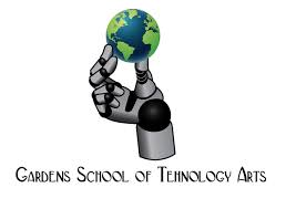 logo design by kicha for gardens school of technology arts design 7587699