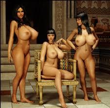 3d big tit lesbian