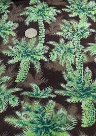 palm trees quilt tree fabric dress skirt duvet cover primark
